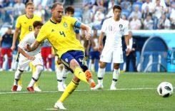 World Cup 2018- Meciul 12: Cronică Suedia-Coreea de Sud 1-0
