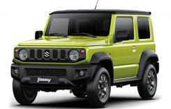 Suzuki Jimny 2019 – Retro SUV-ul se întoarce