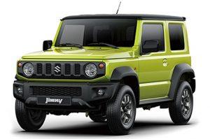 Suzuki Jimny (3)