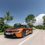 Test BMW i8 Roadster