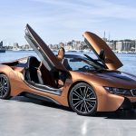 Test drive - BMW i8 Roadster