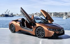 Test drive – BMW i8 Roadster