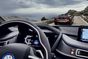 Test BMW i8 Roadster