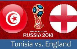 World Cup 2018- Meciul 14: Avancronică Tunisia-Anglia