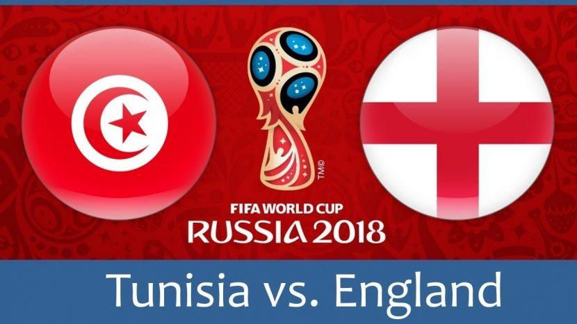 Tunisia-Anglia