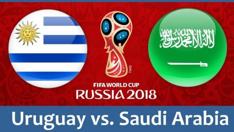 World Cup 2018- Meciul 19: Avancronică Uruguay-Arabia Saudită