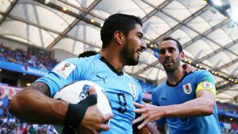 World Cup 2018- Meciul 19: Cronică Uruguay-Arabia Saudită 1-0