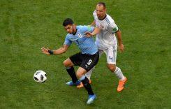 World Cup 2018- Meciul 33: Cronică Uruguay-Rusia 3-0