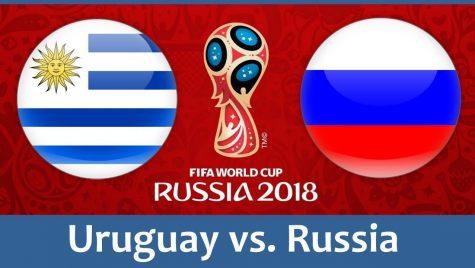 World Cup 2018- Meciul 33: Avancronică Uruguay-Rusia