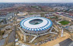 World Cup 2018- STADIOANELE: Volgograd Arena
