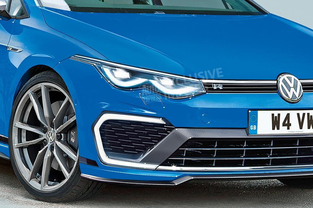 Volkswagen Golf R (1)
