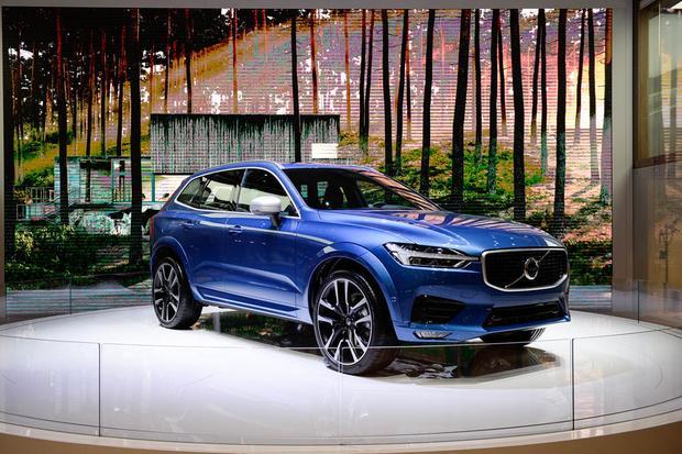 Volvo, Salonul Auto de la Geneva
