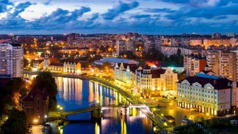 World Cup 2018- ORAȘELE: KALININGRAD