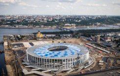 World Cup 2018- STADIOANELE: Nizhny Novgorod Stadium