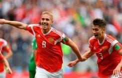 World Cup 2018- Meciul 1: Cronica Rusia-Arabia Saudită 5-0