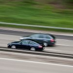 Depistat cu 276 km/oră pe autostradă