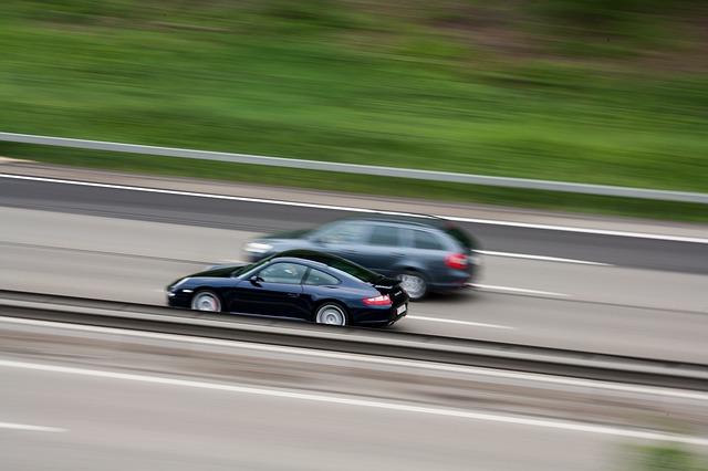 viteza autostradă