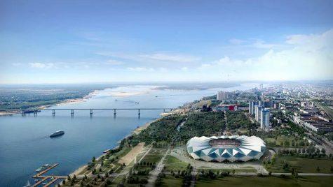 World Cup 2018- ORAȘELE: Volgograd
