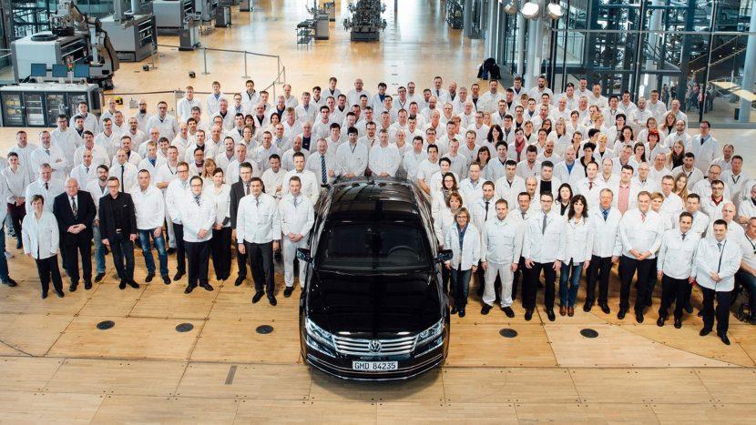 Volkswagen discriminare