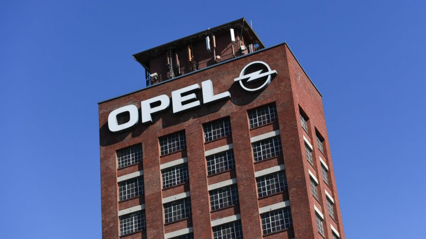 Opel emisii