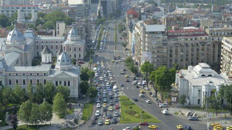 Proiect de lege – Weekend fără mașini în București