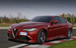 Alfa Romeo Giulia Quadrifoglio și Jeremy Clarkson. Love story?