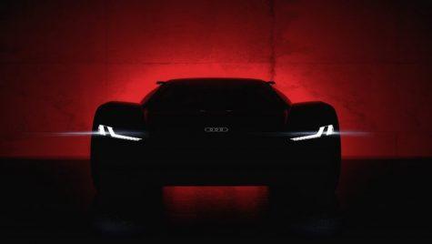 Audi PB18 E-Tron – Nemții construiesc un supercar electric