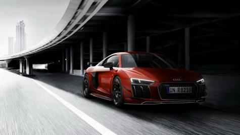 Audi R8 V10 Plus în ediție super-limitată! Prinde cine poate