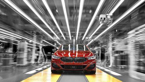A început producția noului BMW Seria 8 Coupe