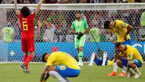 World Cup 2018- Meciul 58: Brazilia-Belgia 1-2