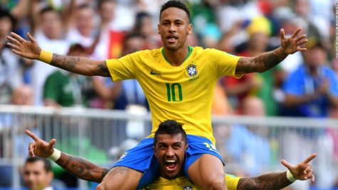 World Cup 2018- Meciul 53: Brazilia-Mexic 2-0