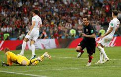 World Cup 2018- Meciul 62: Croația-Anglia 2-1