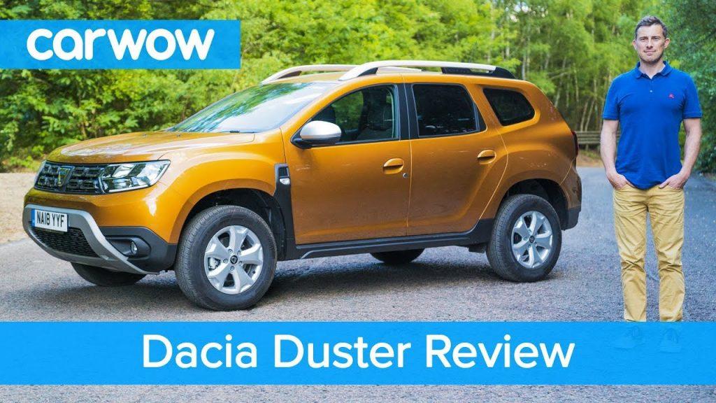 Dacia Duster CarWow