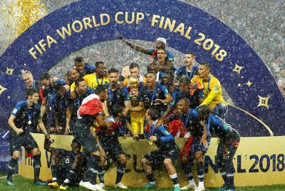 World Cup 2018- Meciul 64: Franța-Croația 4-2