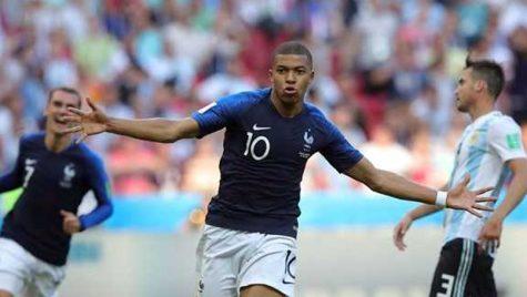 World Cup 2018- Meciul 49: Franța-Argentina 4-3