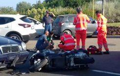 George Clooney la spital după un accident în Sardinia
