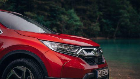 Primele detalii despre Honda CR-V în versiunea hibrid