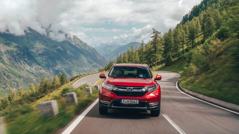 Noul Honda CR-V - prețuri în România