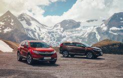 Noua Honda CR-V vine în Europa cu un singur motor