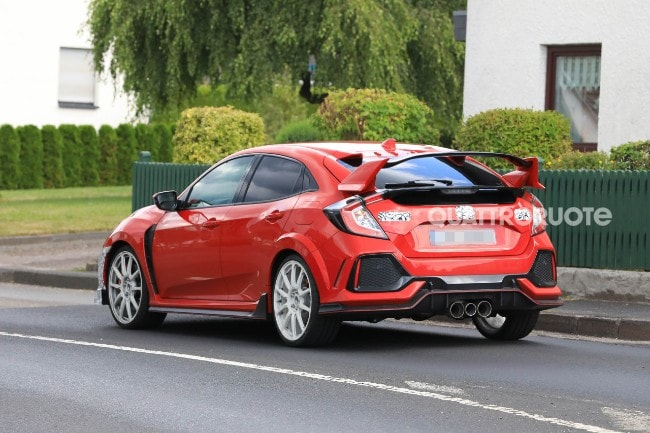 Honda Civic Type R (5)