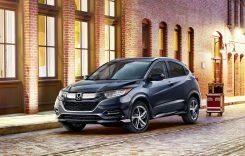Noua Honda HR-V a fost prezentată în America