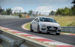 Hyundai pregătește i30 N Fastback pe circuitul de la Nurburgring