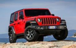 Noul Jeep Wrangler vine cu motoarele diesel și benzină de la Alfa Stelvio