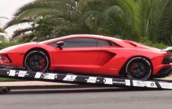 Justin Bieber tocmai și-a primit noua mașină: Lamborghini Aventador S