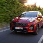 Noua generație Kia Sportage va debuta în aprilie 2021