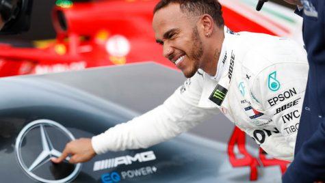 Lewis Hamilton a semnat prelungirea contractului cu Mercedes-AMG Petronas Motorsport