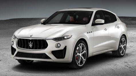 Noul Maserati Levante GTS – SUV-ul cu motor Ferrari