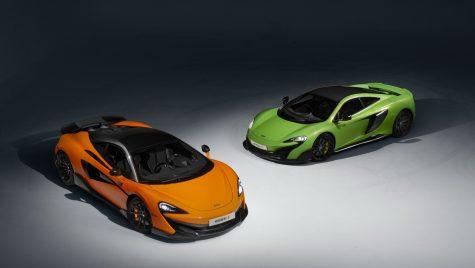 McLaren 600LT debutează la Festivalul Vitezei