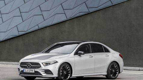 Prețuri Mercedes-Benz Clasa A Sedan – Cea mai accesibilă limuzină Mercedes a ajuns în România