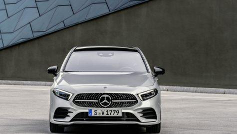 OFICIAL – Acesta este noul Mercedes-Benz Clasa A Sedan